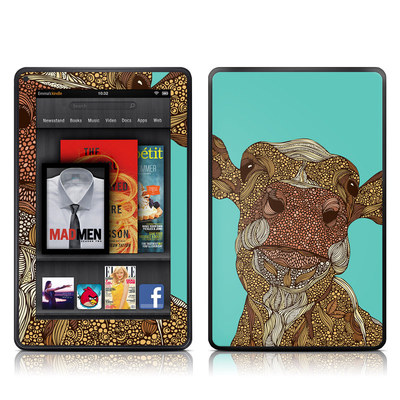 Kindle Fire Skin - Arabella
