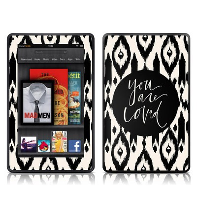 Kindle Fire Skin - You Are Loved