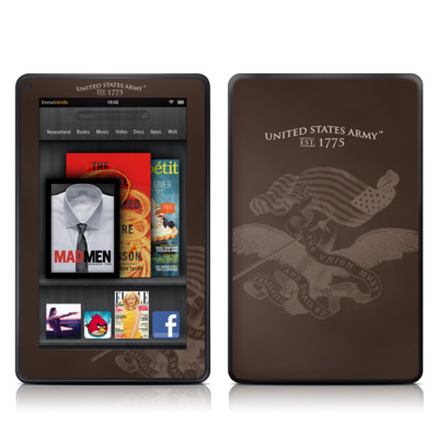 Kindle Fire Skin - Army Preserved