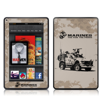 Kindle Fire Skin - Artillery