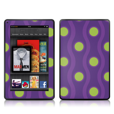 Kindle Fire Skin - Atomic
