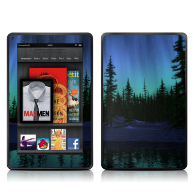 Kindle Fire Skin - Aurora