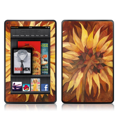 Kindle Fire Skin - Autumn Beauty