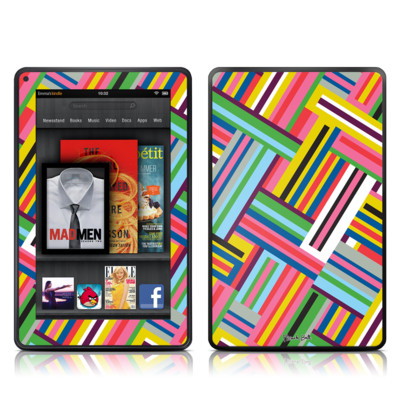 Kindle Fire Skin - Bandi
