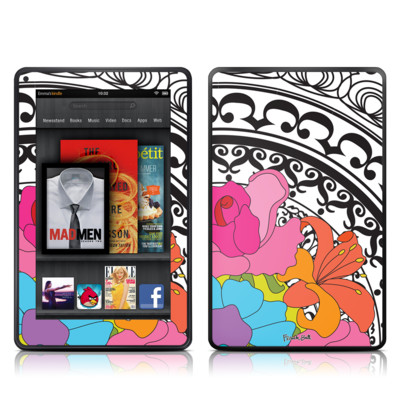Kindle Fire Skin - Barcelona