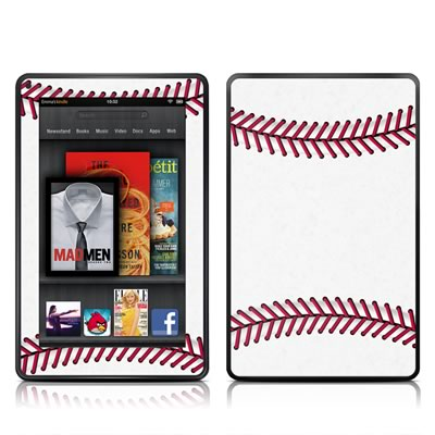 Kindle Fire Skin - Baseball