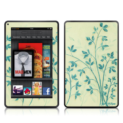 Kindle Fire Skin - Beauty Branch