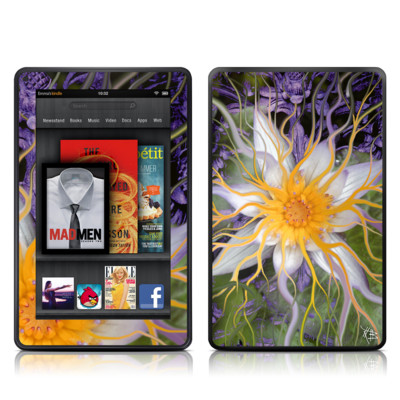 Kindle Fire Skin - Bali Dream Flower