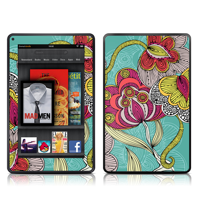 Kindle Fire Skin - Beatriz