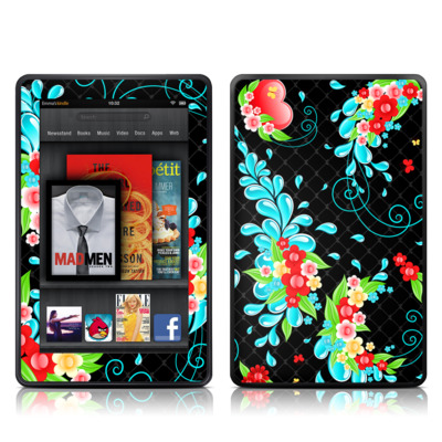 Kindle Fire Skin - Betty