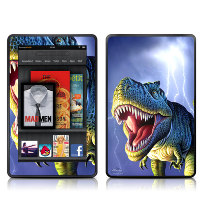 Kindle Fire Skin - Big Rex