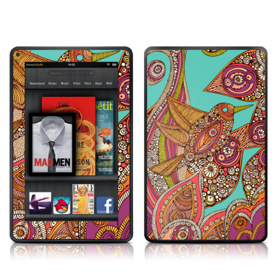 Kindle Fire Skin - Bird In Paradise