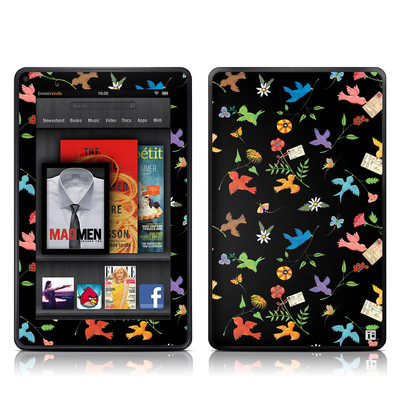 Kindle Fire Skin - Birds