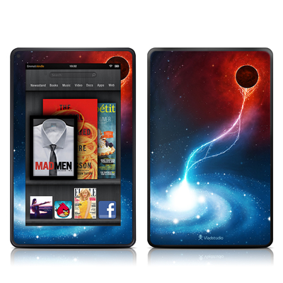 Kindle Fire Skin - Black Hole