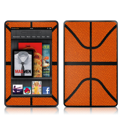 Kindle Fire Skin - Basketball