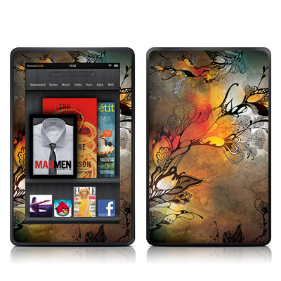 Kindle Fire Skin - Before The Storm