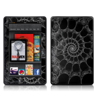 Kindle Fire Skin - Bicycle Chain