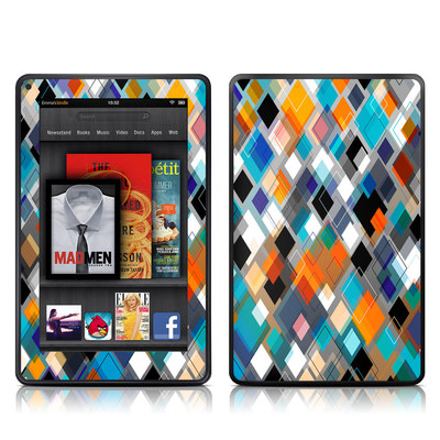 Kindle Fire Skin - Calliope