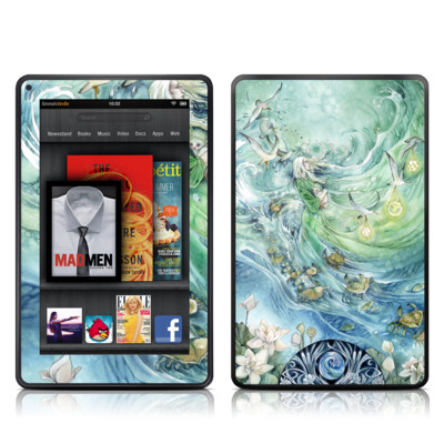 Kindle Fire Skin - Cancer