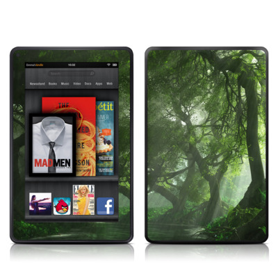 Kindle Fire Skin - Canopy Creek Spring