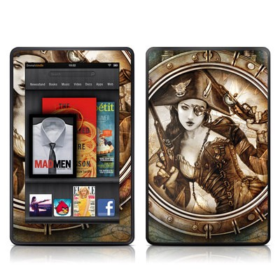 Kindle Fire Skin - Corvus Corsair