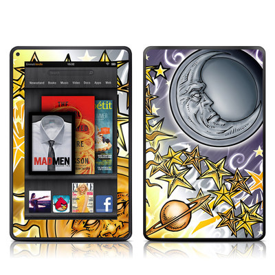 Kindle Fire Skin - Celestial