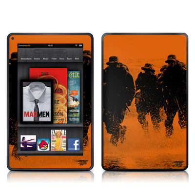 Kindle Fire Skin - Charge