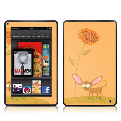 Kindle Fire Skin - Chihuahua