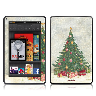 Kindle Fire Skin - Christmas Wonderland