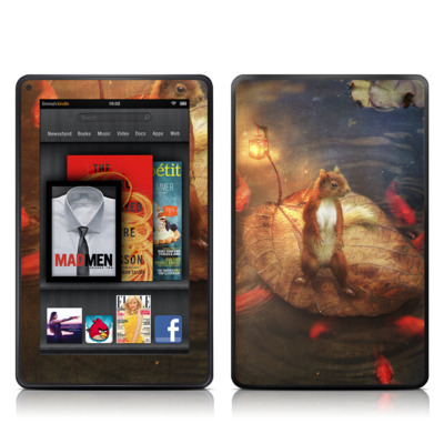 Kindle Fire Skin - Columbus