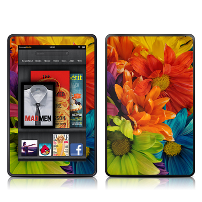 Kindle Fire Skin - Colours