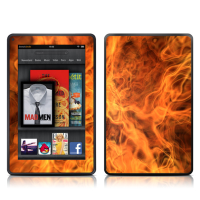 Kindle Fire Skin - Combustion