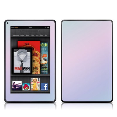 Kindle Fire Skin - Cotton Candy