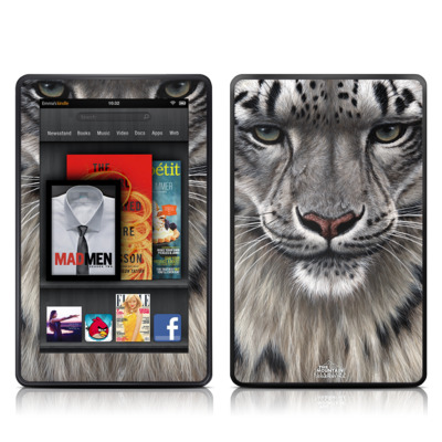 Kindle Fire Skin - Call of the Wild