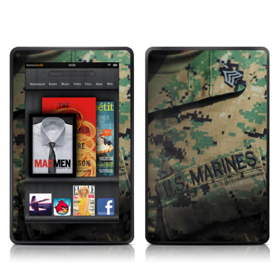 Kindle Fire Skin - Courage
