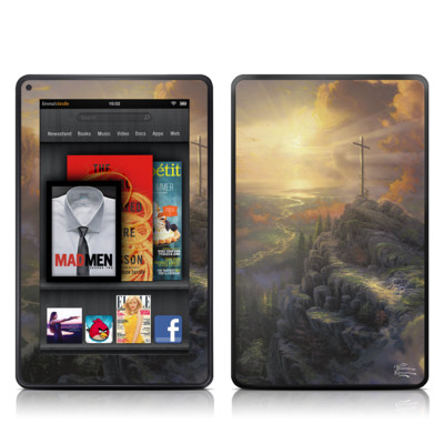 Kindle Fire Skin - The Cross
