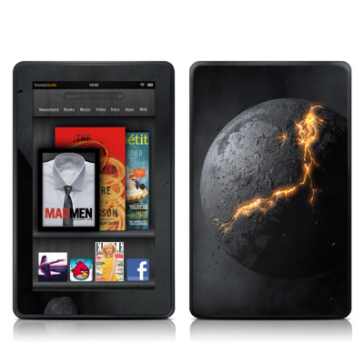 Kindle Fire Skin - Crucible