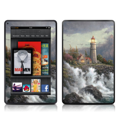 Kindle Fire Skin - Conquering Storms