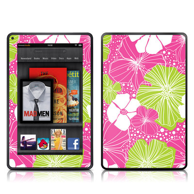 Kindle Fire Skin - Dainty