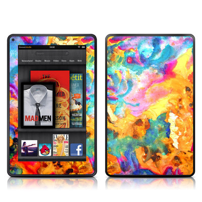 Kindle Fire Skin - Dawn Dance