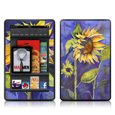 Kindle Fire Skin - Day Dreaming