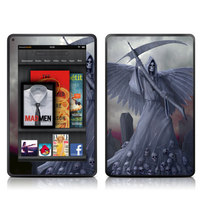 Kindle Fire Skin - Death on Hold