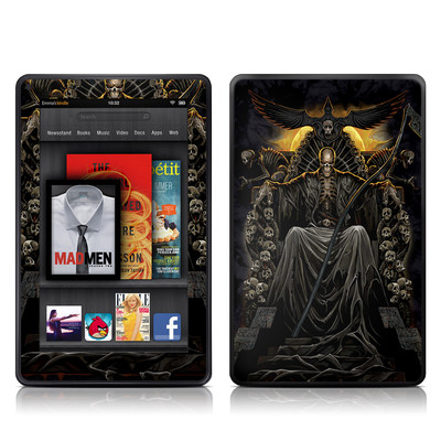 Kindle Fire Skin - Death Throne