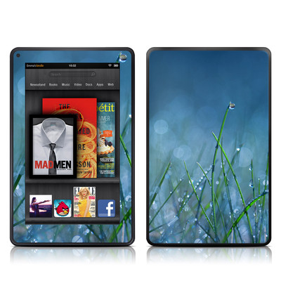 Kindle Fire Skin - Dew