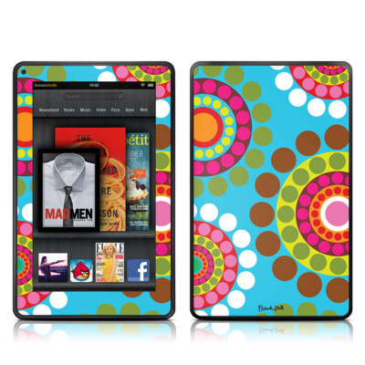 Kindle Fire Skin - Dial