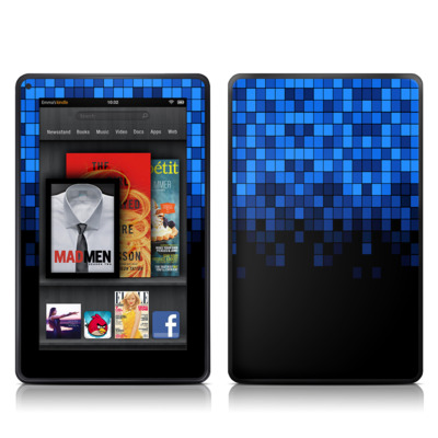 Kindle Fire Skin - Dissolve