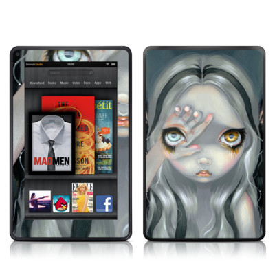 Kindle Fire Skin - Divine Hand