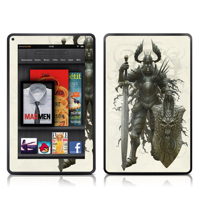 Kindle Fire Skin - Dark Knight