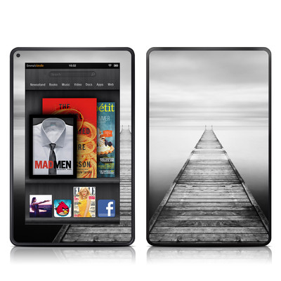 Kindle Fire Skin - Dock