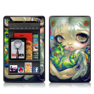 Kindle Fire Skin - Dragonling